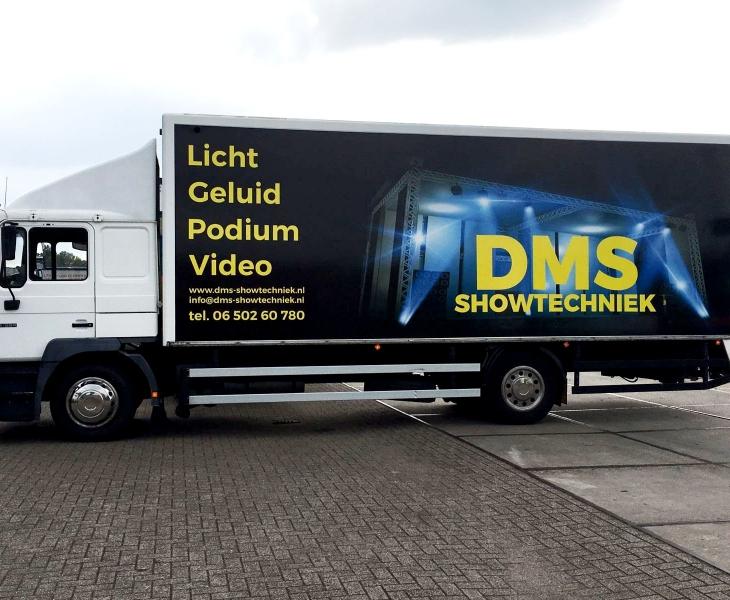 DMS Showtechniek