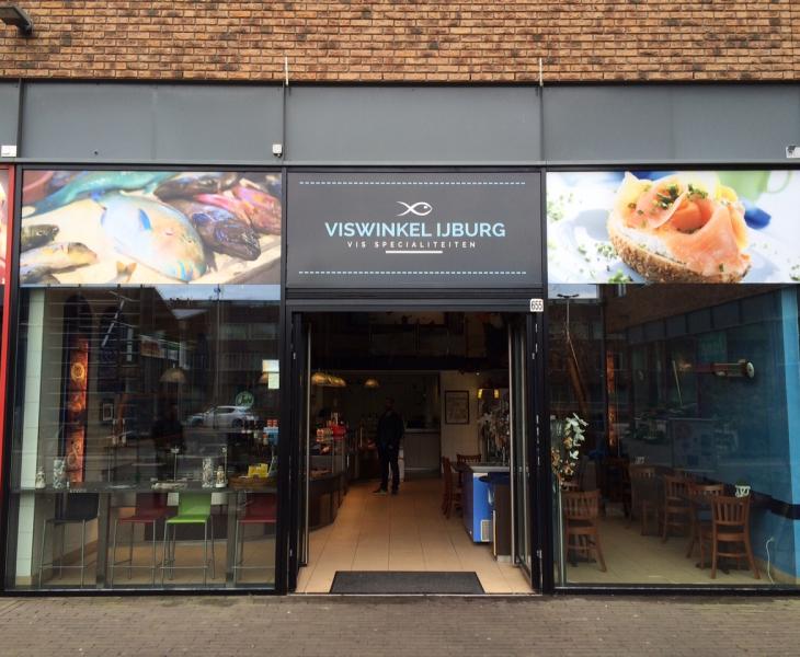Viswinkel IJburg